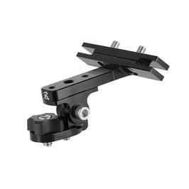 サドルレールマウント タイプ2  for タカラトミー アクションカメラ プレイショット[TT-030CNA]