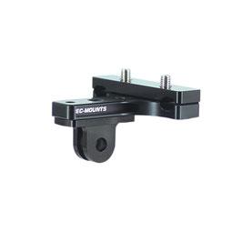 コダック 360° アクションカメラ SP360 対応 サドルレールマウント Type1 [REC-B30-KO]