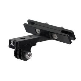 サドルレールマウント タイプ2  for シマノ スポーツカメラ CM-1000[SH-030GP]