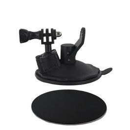 ショートサクションカップマウント ゲル吸盤タイプ  for シマノ スポーツカメラ CM-1000[SH-01G-GP]