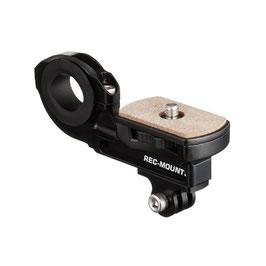 バーマウント ダブル for リコー アクションカメラ WG-M1 [RC-65]