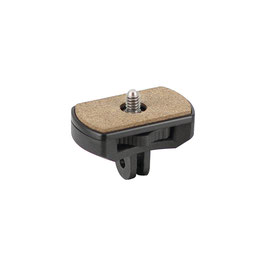 カメラ用アダプター(変換アダプター) GoPro→1/4カメラネジ デジカメ向け 樹脂タイプGP-CN-K
