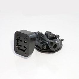 サイクルコンピューター アクションカム対応 吸盤スタンド [REC-B59-GM]