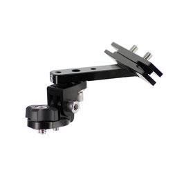回転式サドルレールマウント タイプ2 for リコー アクションカメラ WG-M1 [RC-030RCNA]
