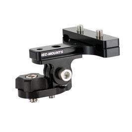サドルレールマウント タイプ1 for タカラトミー アクションカメラ プレイショット[TT-30CNA]
