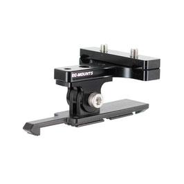サドルレールマウント タイプ1 for コンツアー アクションカメラ[REC-B30-CON]