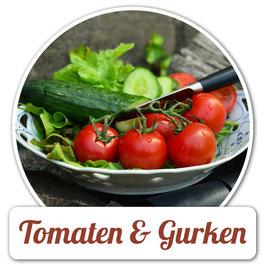 Tomaten & Gurken