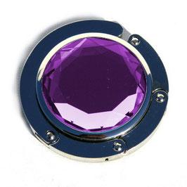 Handtaschenhaken - lilac