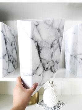 """Aktenordner """"marble"""""""