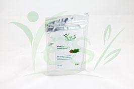 NATUR Moringa Blattpulver ultrafein (100g), Bio Qualität,  100% Natur