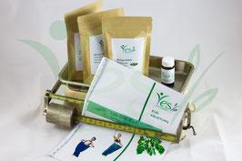 YES - Die (Schlaraffen)Kur - Die 14 Tage Plus - Diät zur Regulierung der Stoffwechselvorgänge