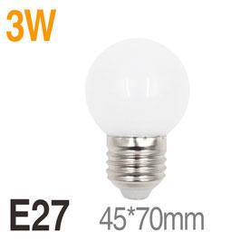 LED Leuchtmittel 230V E14 / E27 (nicht dimmbar) Set a 6 Stück