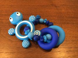 Silikongreifling blau