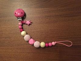 Nuggiketteli rosa/pink