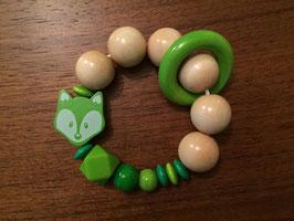 Greifling grün