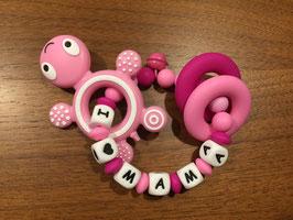 Silikongreifling rosa/pink