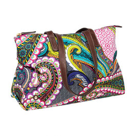 Roeckl Bottle Shopping Bag M multi exotic