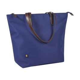 Roeckl Bottle Shopping Bag L royal