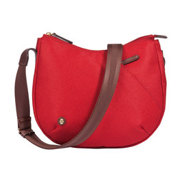 Roeckl Bottle Shoulder Bag S classic red