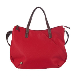 Roeckl Bottle Shoulder Bag M classic red