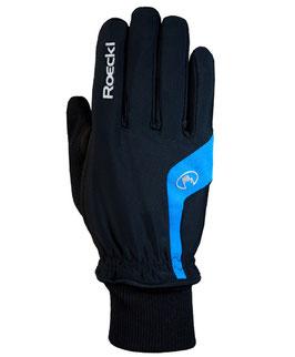 Roeckl Bikehandschuh Palmira Junior Gr. 6 schwarz/blau
