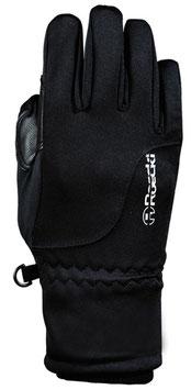 Roeckl Koussi Junior Outdoorhandschuh Multisport Gr.4 + 6 schwarz