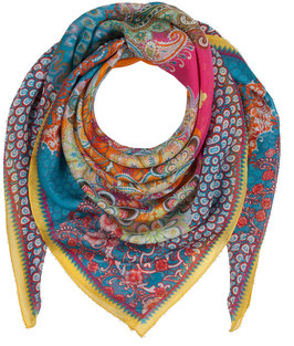 Roeckl Hippie Patchwork multi exotic
