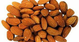 Raw Organic Almonds in Skin
