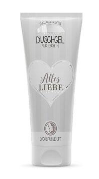 """Duschgel """"Alles Liebe"""""""