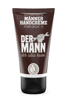"Männerhandcreme ""Der Mann der alles kann"""