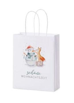 """Geschenktasche """"Schöne Weihnachtszeit"""""""