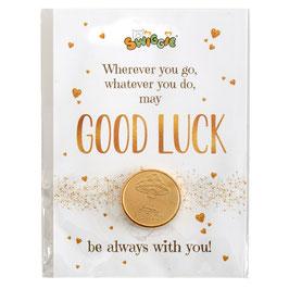 HERGO Creation Glückstaler Good Luck be always with you