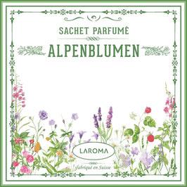 Alpenblumen Duftsachet Fabriqué en Suisse