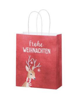 """Geschenktasche """"Frohe Weihnachten"""""""