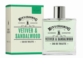 Scottish Fine Soaps Men's Grooming Vetiver & Sandalwood Eau de Toilette
