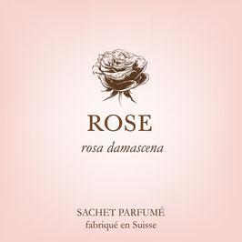 Rose Edel-Duftsachet Fabrique en Suisse