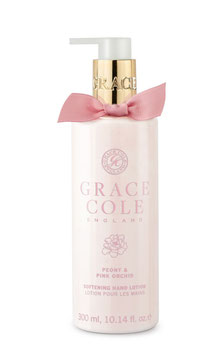 Grace Cole Peony & Pink Orchid Handlotion