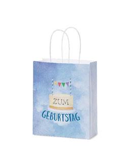 """Geschenktasche """"Zum Geburtstag"""""""