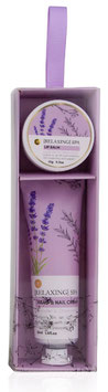 Accentra Relaxing SPA Geschenkset Lavender & Chamomile