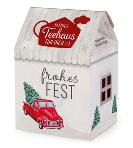"""Teehaus """"Frohes Fest"""""""