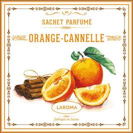 Orange-Cannelle Duftsachet Fabriqué en Suisse