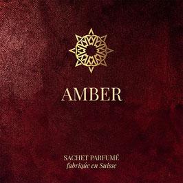 Amber Edel-Duftsachet Fabrique en Suisse