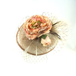 Fascinator MRS. DARCY