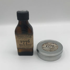 Shaving Puck and Aftershave Gift Set