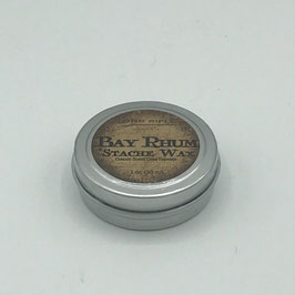 Bay Rhum Mustache Wax