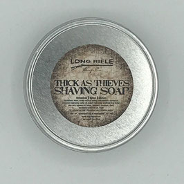 Thick as Thieves 3 oz Shaving Soap Puck