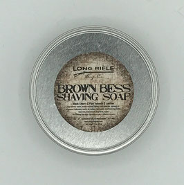 Brown Bess Tallow Shaving Puck