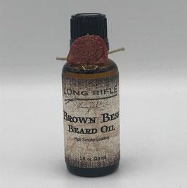 Brown Bess Beard Oil