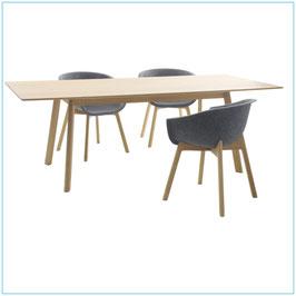 パッドテーブル ウッド