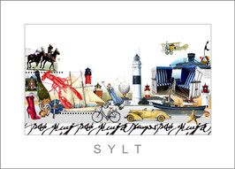 Stadtansicht Sylt
